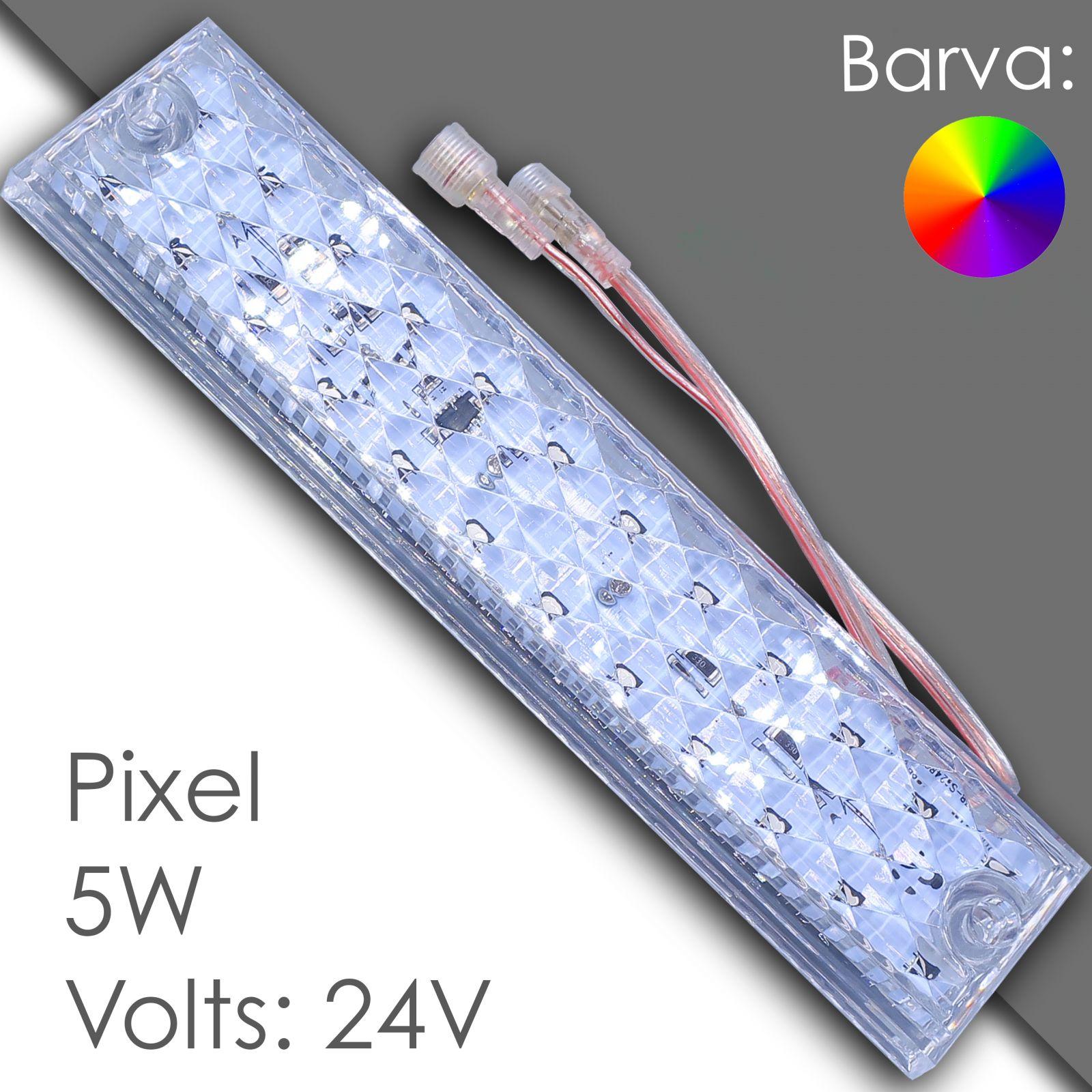 Led pixel rgb 250mm programmierbar, wasserdicht