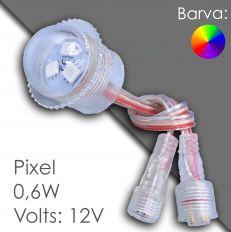 Led pixel RGB 33mm DC 24V, programmable