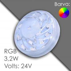 Led RGB 60mm AC 24V, automatic